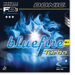 Donic Bluefire M1 Turbo