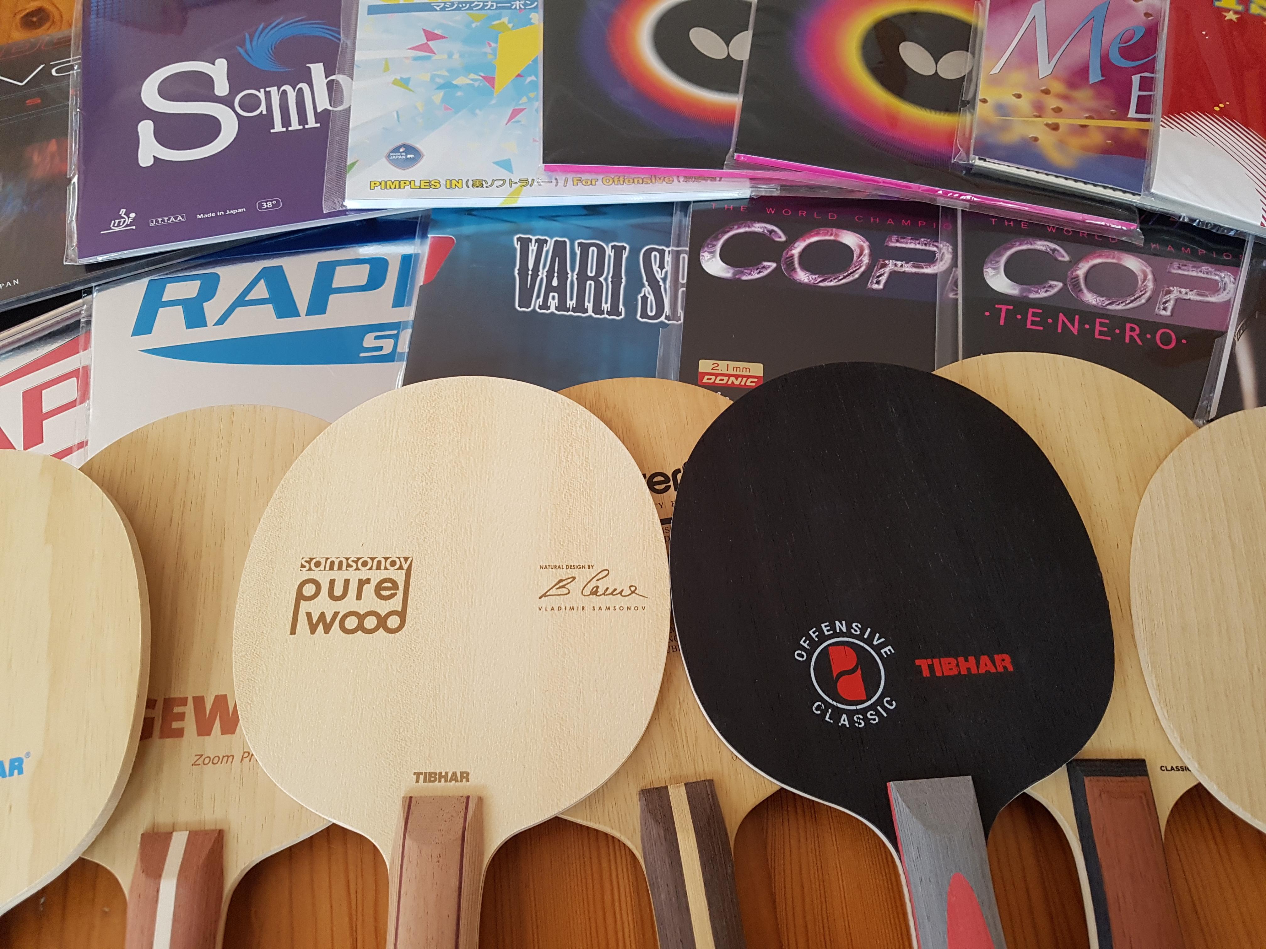 Tischtennis Klassiker