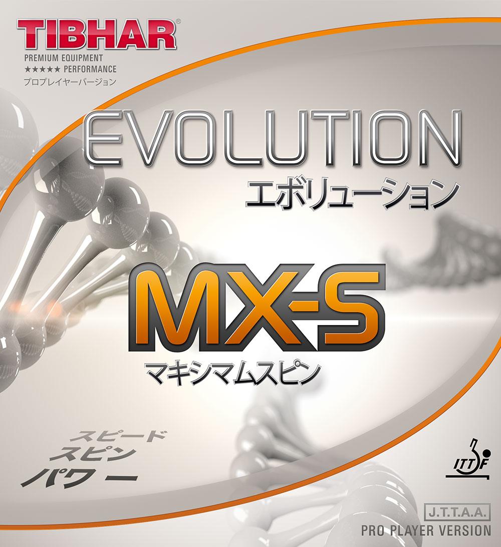 Tibhar Evolution MX-S
