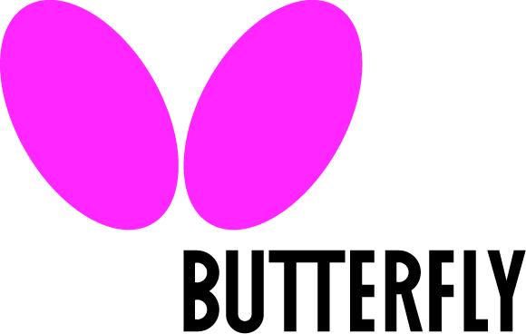 Butterfly Tischtennis Logo
