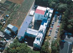 Forschungszentrum in Tokyo