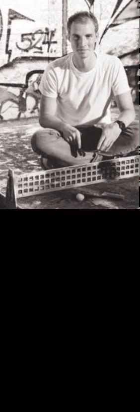 111 Gründe, Tischtennis zu lieben ; Autor Jan Lüke