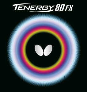 Butterfly Tenergy 80 FX