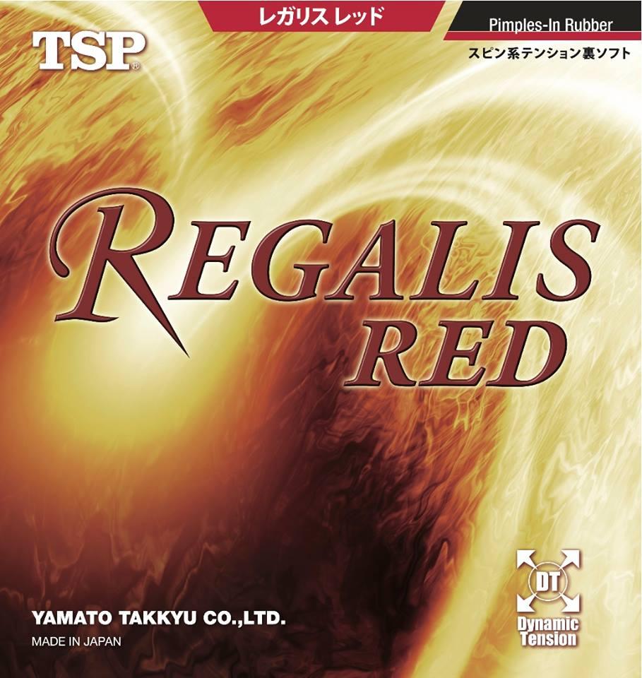 TSP Regalis Red
