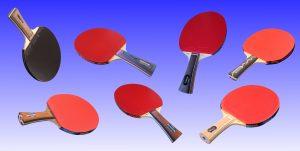 Tischtennisschläger Test