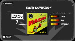 andro Rasant Navigator Empfehlung
