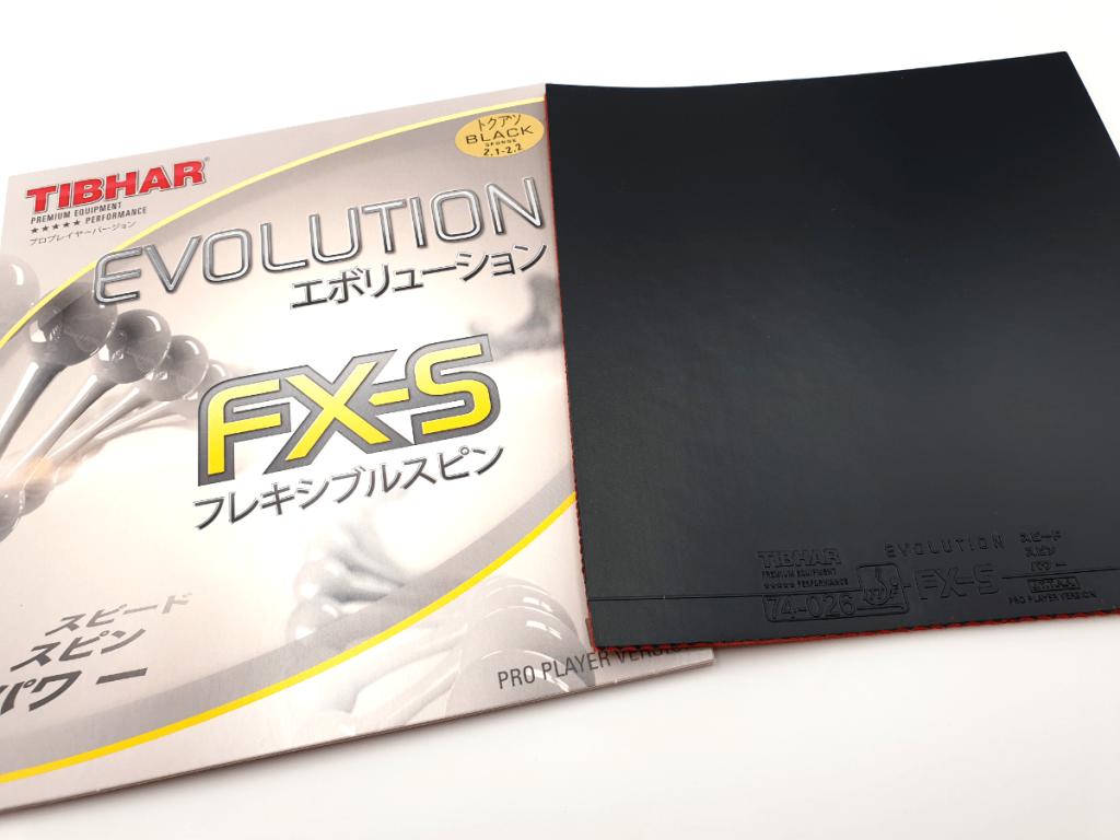 Tibhar Evolution FX-S Belag
