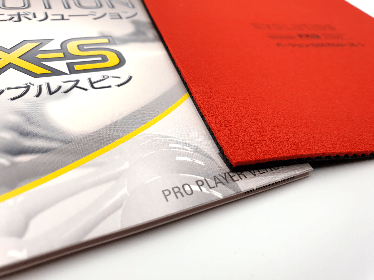 Tibhar Evolution FX-S Tischtennis Belag
