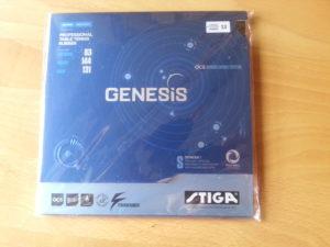Stiga Genesis S Verpackung