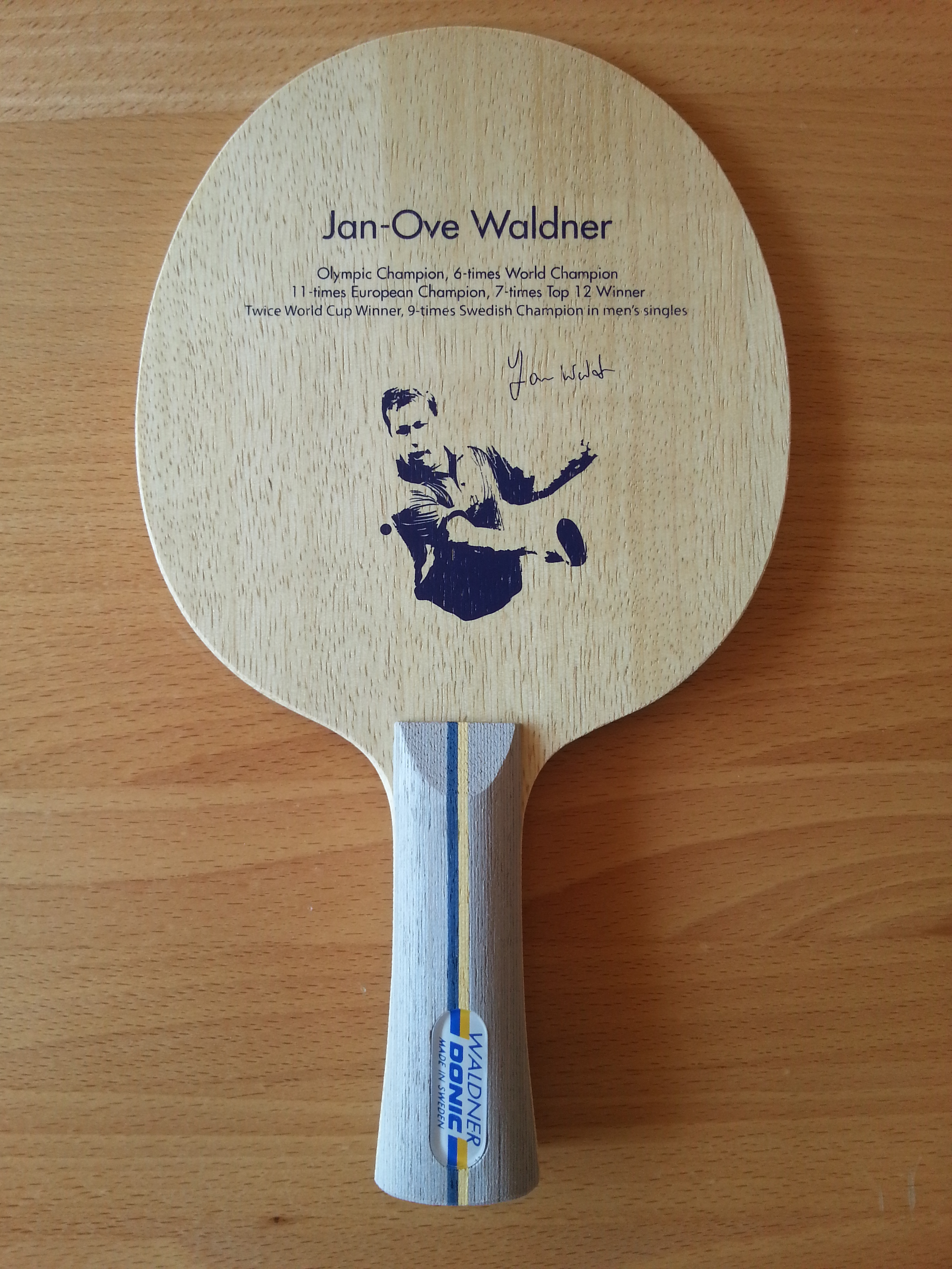 Donic Waldner Offensive 2016