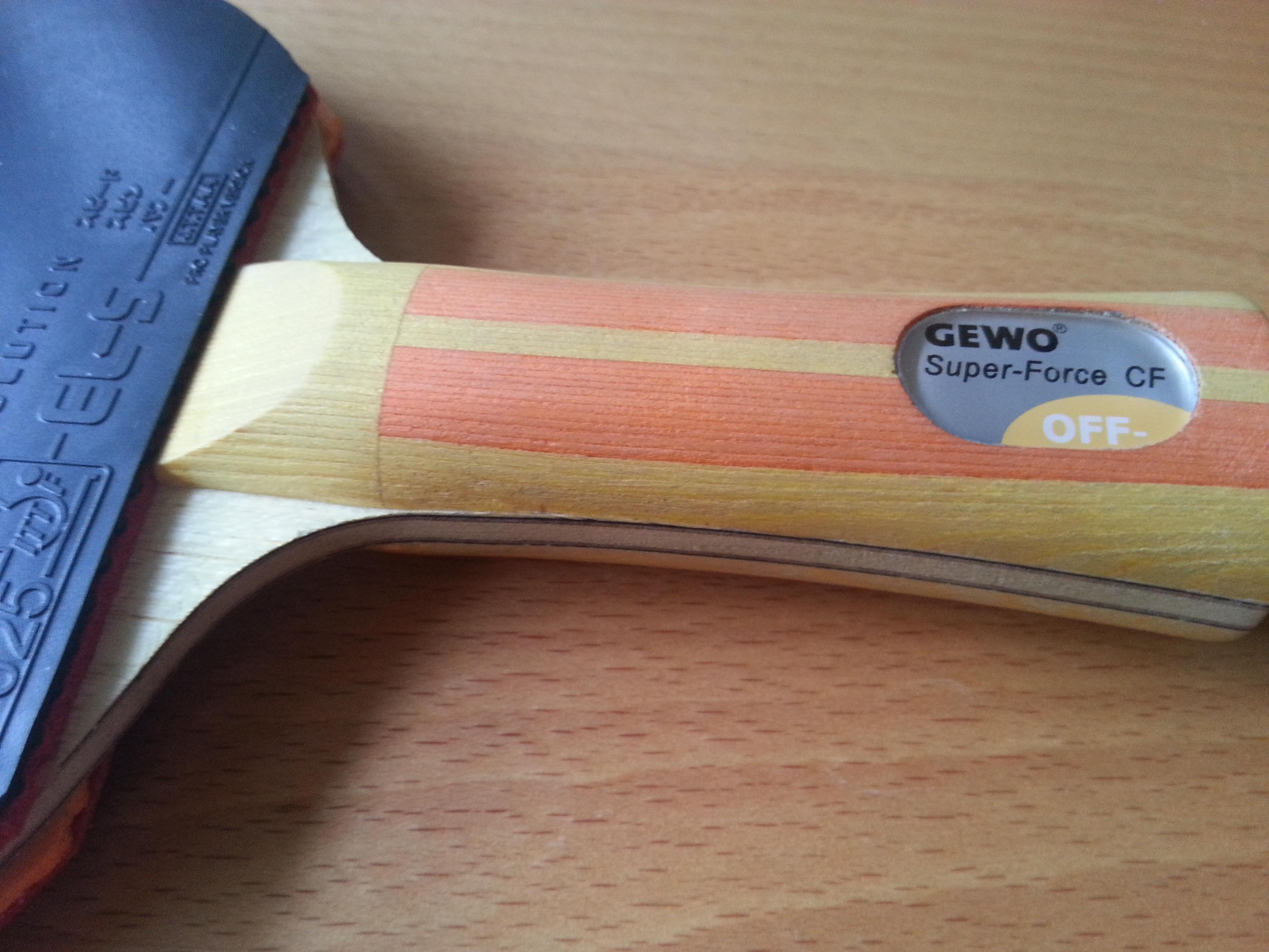 GEWO Holz Force Arc Off: : Sport & Freizeit