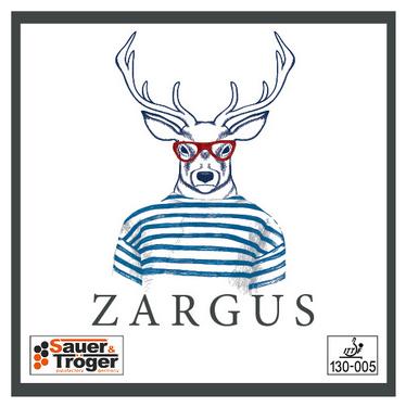 Kurznoppe T Belag Zargus Sauer /& Tr/öger S
