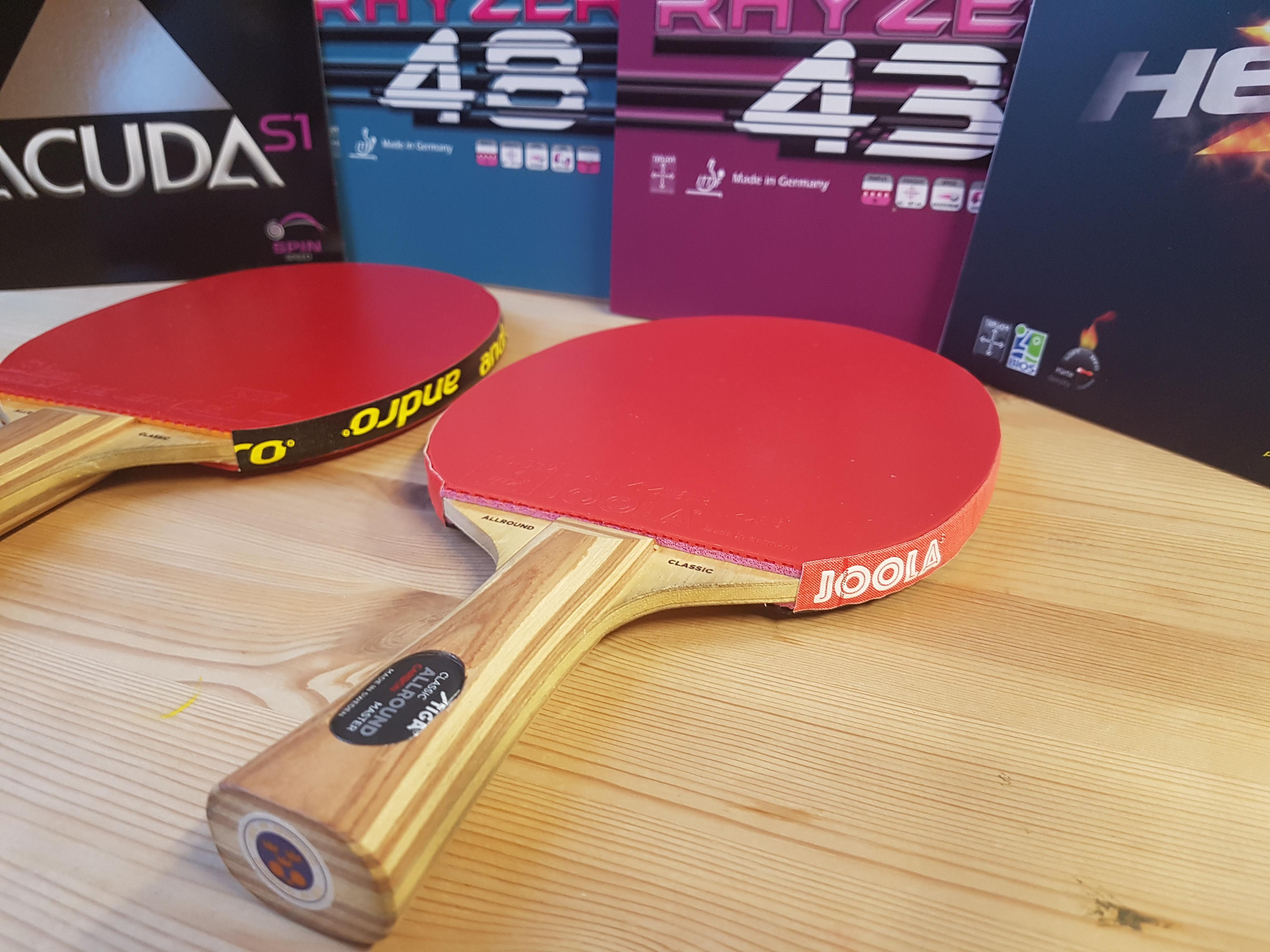 Joola Spin Tischtennisb/älle