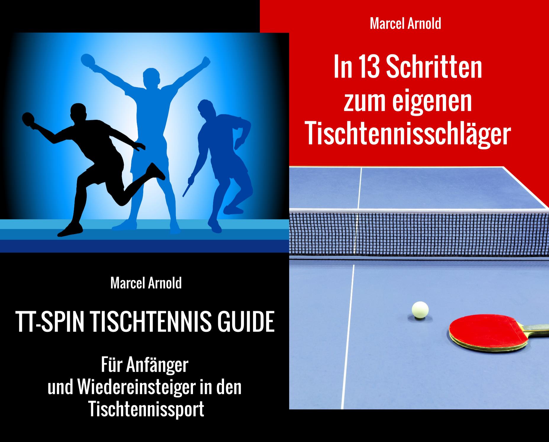 Tischtennis Ebooks auf TT-Spin