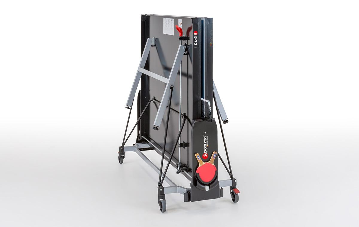 Sponeta S 5-73i Tischtennisplatte Klappmechanismus