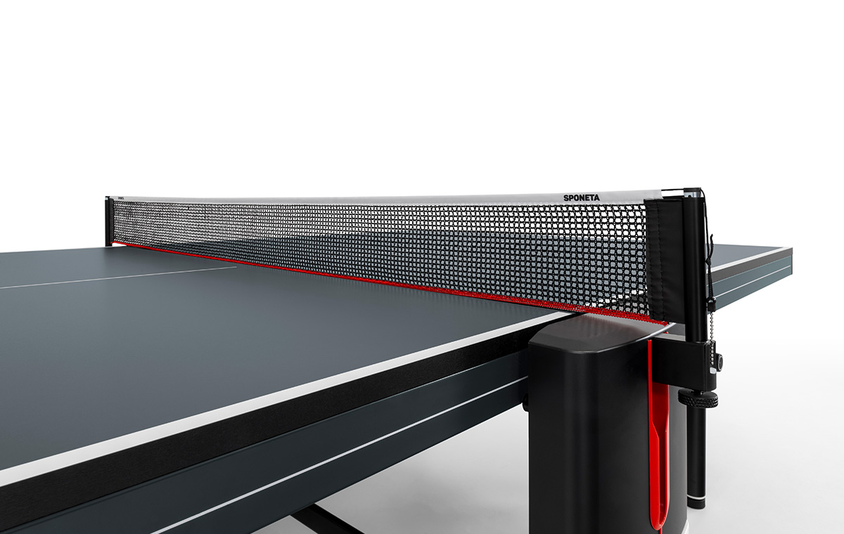 Tischtennisplatte Plattenstärke Netz