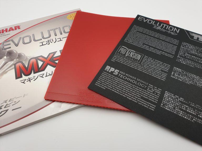 Tibhar Evolution MX-P Tischtennis Belag