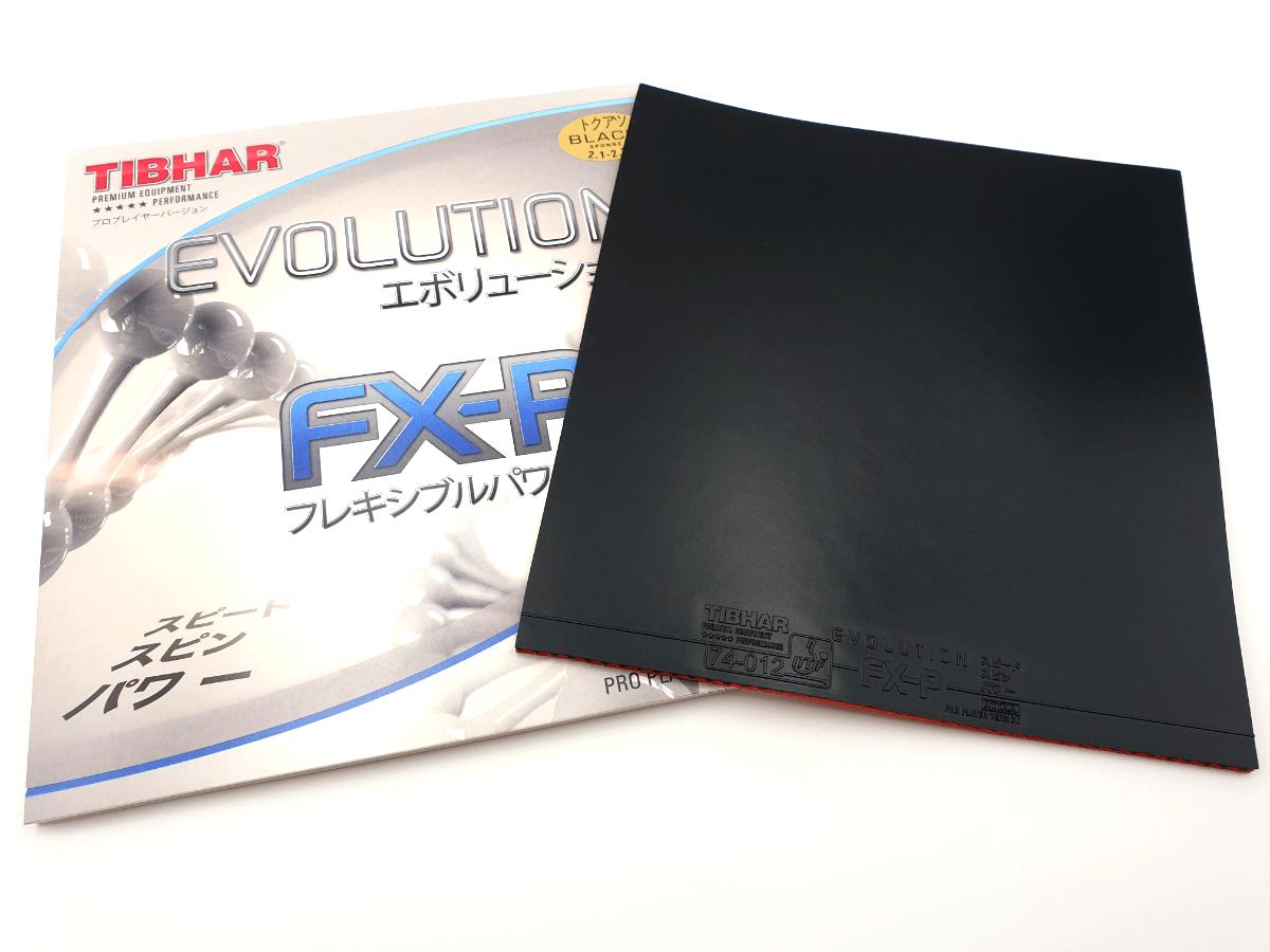 Tibhar Evolution FX-P Belag