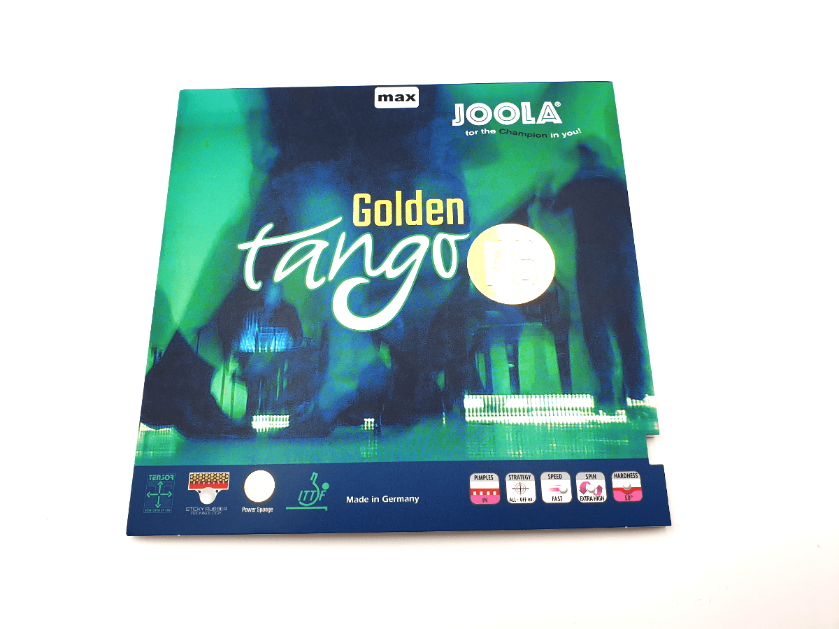 JOOLA Golden Tango PS Belagcover