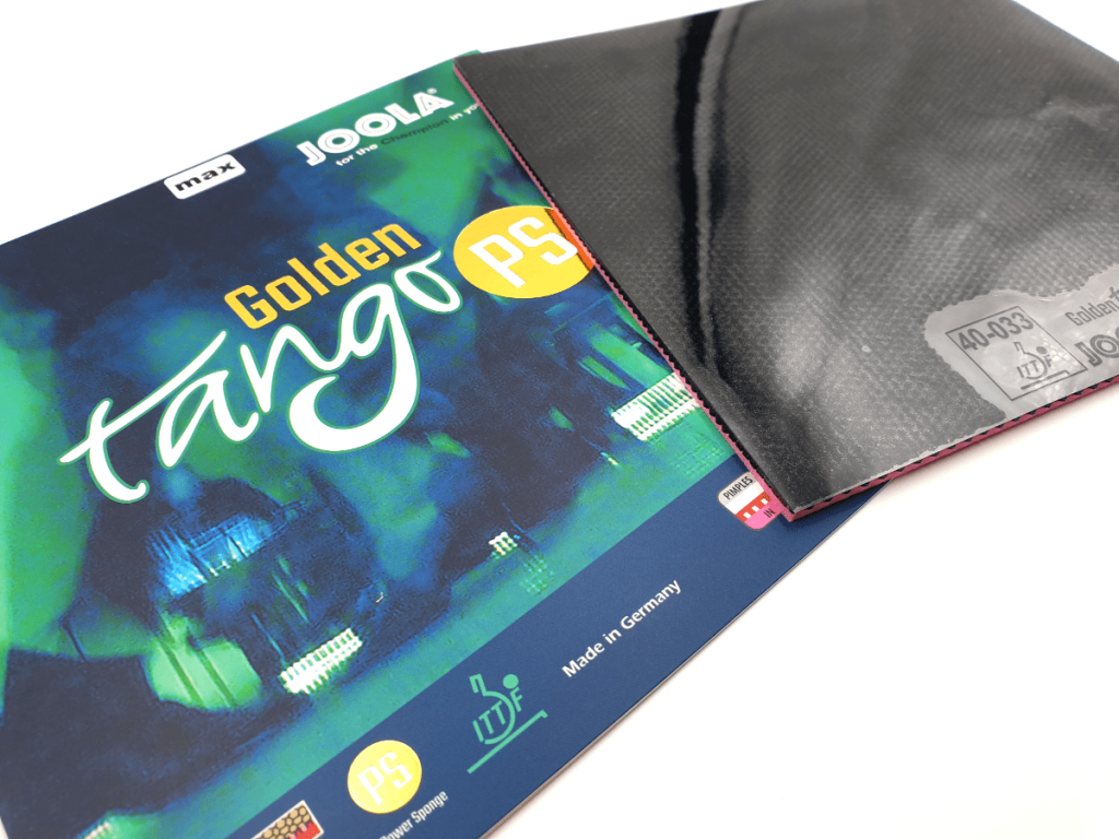 JOOLA Golden Tango PS Tischtennis Belag