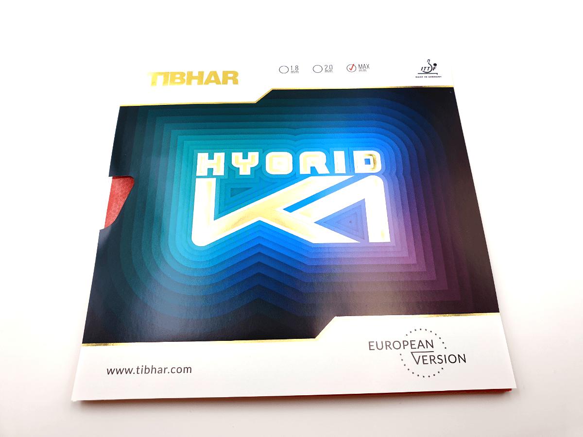 Tibhar Hybrid K1 Euro Vergleich