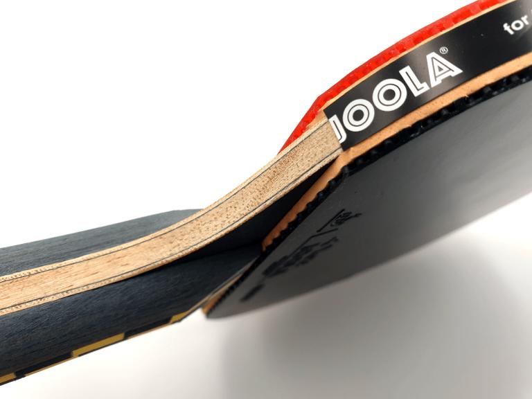 JOOLA Carbon Pro Furnieraufbau