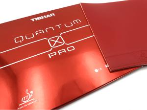 Tibhar Quantum X Pro Test