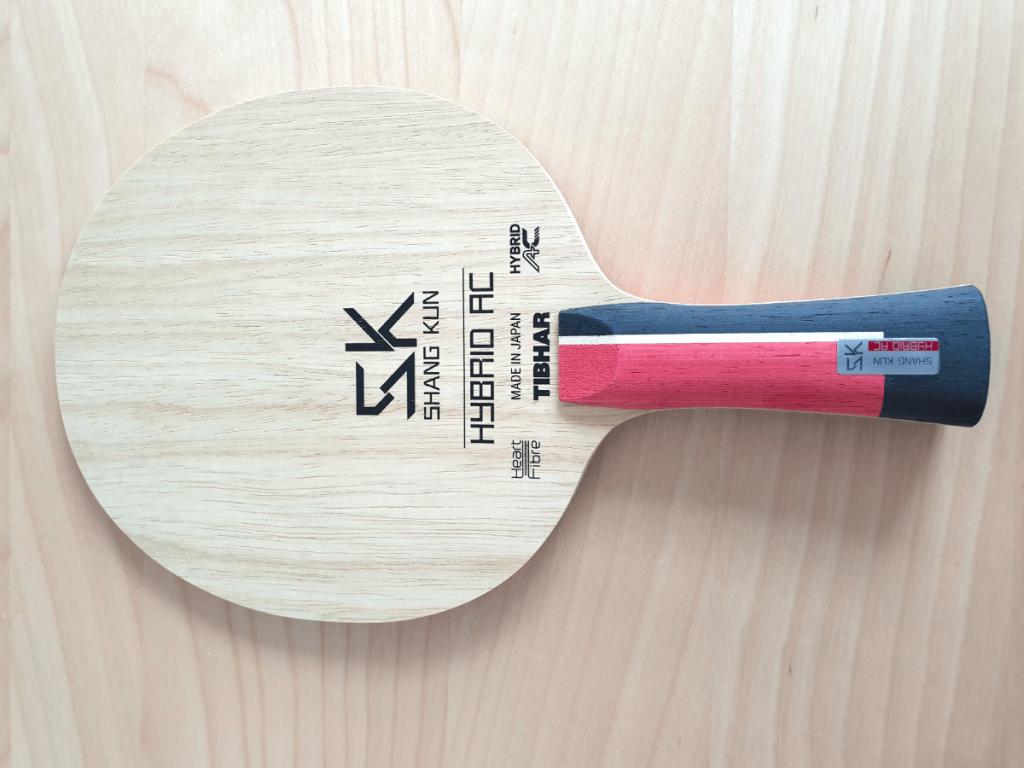 Tibhar Shang Kun Hybrid AC Tischtennis Holz