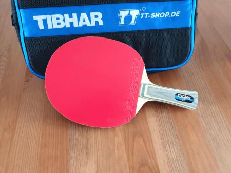 Mein Tischtennisschläger Wechsel 1