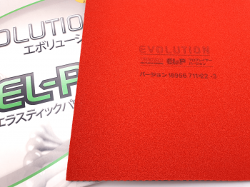 Tibhar Evolution EL-P Schwamm